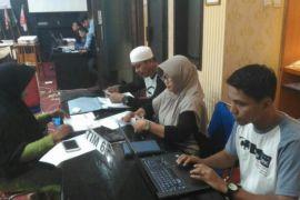 Delapan Bakal Calon DPD-RI Gorontalo Serahkan Perbaikan Dukungan