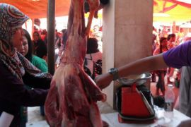Disnakkeswan Aktif Pantau Kondisi Daging Selama Ramadhan