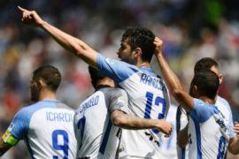 Inter Milan Jaga Asa ke Liga Champions