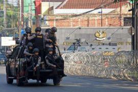 Kapolda Maluku Lepas Dua SKK Brimob ke Jakarta