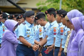 Pangkosekhanudnas II Tinjau Satradar 224 Kwandang