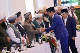 Pertemuan Trilateral Ulama Bacakan Deklarasi Perdamaian Bogor