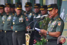 Prajurit TNI AD Dituntut Profesional Jalankan Tugas