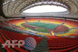 Rusia Kerahkan Alat Pengacak Sinyal Demi Amankan Piala Dunia