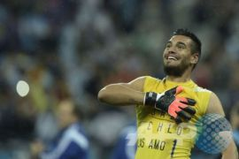 Piala Dunia - Guzman Gantikan Romero