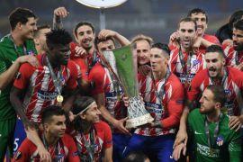 Atletico Juara Liga Eropa