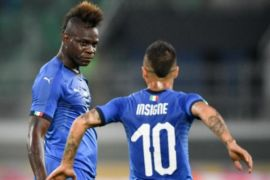 Balotelli Kembali Cetak Gol Untuk Timnas Italia