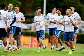 Icardi Tidak Dilirik, Messi-Higuain-Aguero Andalan Argentina
