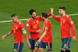 VAR Selamatkan Wajah Spanyol Dari Kekalahan