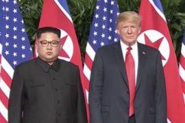 Trump: Pembicaraan Terkait Nuklir Dengan Korut