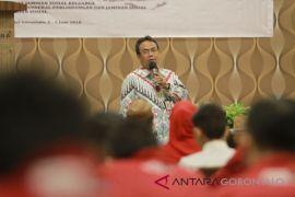 Dirjen Kukuhkan 147 Pendamping PKH Gorontalo