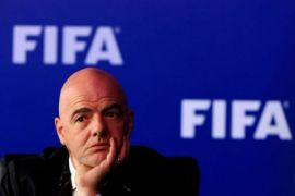 Presiden FIFA Ragukan Rencana Laga Girona-Barcelona di AS