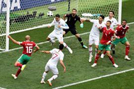 Gol Tunggal Ronaldo Mebawa Portugal Menang 1-0 Atas Maroko