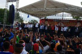 Cabup Indra Berkomitmen Sejahterakan Masyarakat Gorontalo Utara