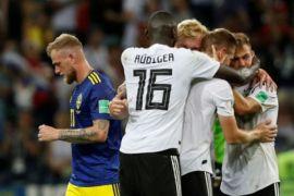 Gol-gol Injury Time Ramaikan Hari ke-10 Piala Dunia