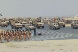 Pasukan Arab Mengepung Pintu Masuk ke Bandar Udara di Yaman