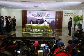 Pemerintah Tetapkan Lebaran Idul Fitri Jatuh pada Jumat