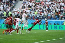 Piala Dunia - Iran taklukkan Maroko