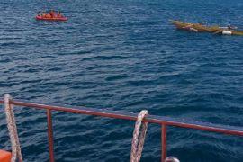 Tim Gabungan Temukan Korban Perahu Terbalik
