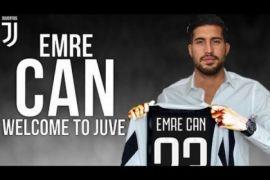 Juventus Resmi Rekrut Emre Can