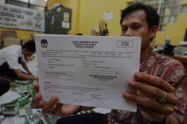 KPU: Formulir C6 Tidak Terdistribusi Wajib Dikembalikan