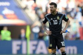 Messi Siap Tebus Kesalahan Saat Kontra Kroasia