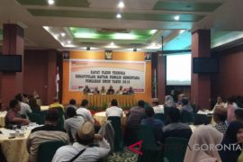 DPS Pemilu 2019 Provinsi Gorontalo 812.553 Orang