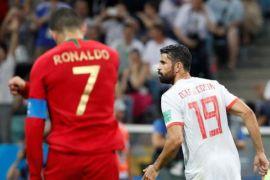 Ronaldo Top Skor, Costa-Cheryshev Potensi Menyalib