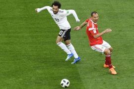 Pelatih: Mesir Akui Kesalahan dan Minim Peran Salah