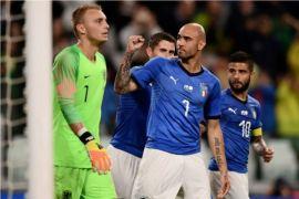 Belanda Vs Italia Berakhir Imbang
