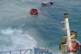 Kemenhub: KMP Lestari Maju Sengaja Dikandaskan, Bukan tenggelam