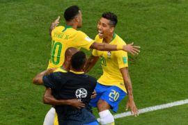 Brazil Melenggang Ke Perempat Final Setelah Kalahkan Meksiko 2-0