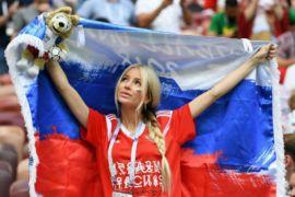 Catatan-catatan Saat Rusia Singkirkan Spanyol