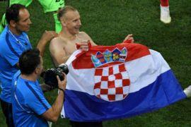 FIFA Menyelidiki Selebrasi Bek Kroasia Bernuansa Politis pro-Ukraina