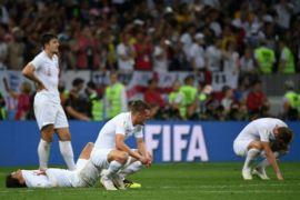 Inggris Bukan Tim Urutan Empat Terbaik Dunia