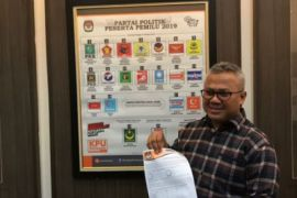 KPU Laporkan Pelaksanaan Pilkada 2018 Ke Presiden