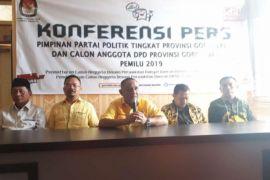 Golkar Gorontalo Target Ketua DPRD Disemua Tingkatan