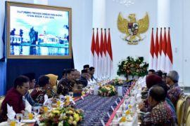 Pertemuan Presiden Dengan Para Bupati Tidak Bahas Politik