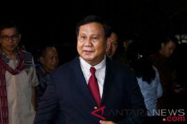 KPK Umumkan Harta Kekayaan Prabowo Subianto