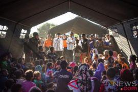TGB: Pihak Yang Mempolitisasi Gempa Cacat Iman