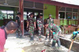 TMMD Ajak Warga Desa Tingkatkan Hasil Perkebunan