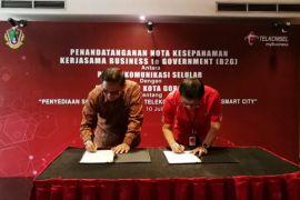Telkomsel-Pemkot Gorontalo Kolaborasi Wujudkan Digital Smart City