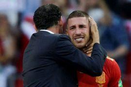 Ungkapan Sergio Ramos Setelah Setelah Kalah Lewat Adu Penalti