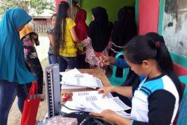 Warga Apresiasi Pelayanan BKKBN di Lokasi TMMD