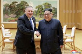 Washington-Pyongyang Perdalam Pembicaraan Nuklir