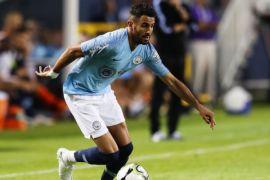 Mahrez Kembali Berlatih Setelah Cedera Ringan