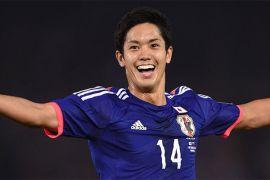 Pemain Jepang Muto Gabung Newcastle