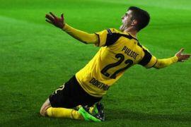 Dortmund Kalahkan Liverpool di Laga ICC