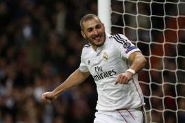 Benzema Kemas Dua Gol, Real Pertahanan Start Sempurna