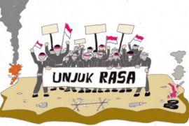 Ratusan Warga Tanah Merah Mengungsi Akibat Konflik